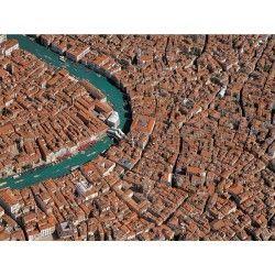 537745 - Puzzle Vista de venecia, 1000 piezas, Piatnik