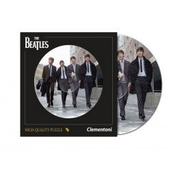 21403 - Puzzle Beatles, Edición Vinilo, 212 piezas, Clementoni