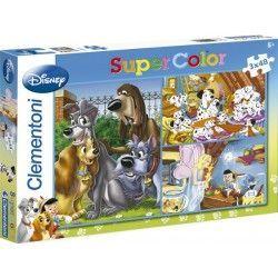 25186 - Puzzle Disney, 3 x 48 piezas, Clementoni