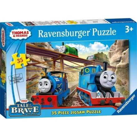 087532 - Puzzle Thomas & Friends, 35 piezas, Ravensburger