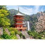103201 - Puzzle Templo Seiganto ji, 1000 piezas, Castorland