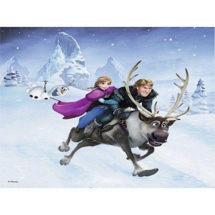 073009 - Puzzle Frozen, Progresivo, Ravensburger