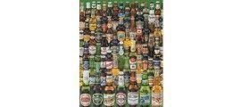 12736 - Puzzle Cervezas 1000 piezas, Educa