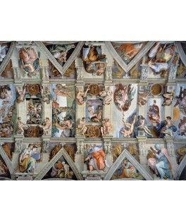 17429 - Puzzle Capilla Sixtina, 5000 piezas, Ravensburger
