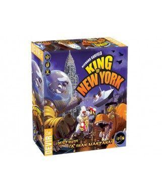 Juego King of New York, Devir