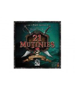 92598 - Juego 21 Mutinies, Asylum Games