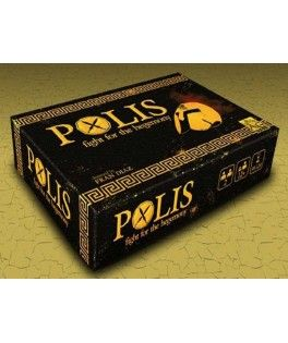 72324 - Juego Polis, Fight for the Hegemony, Asylum Games