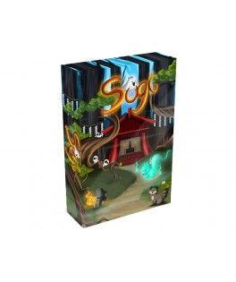 33268 - Juego Sugi, GdM Games