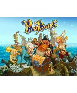 60359 - Juego Piratoons, Act in Games