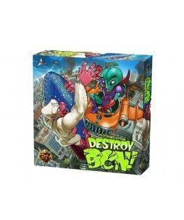 33263 - Juego Destroy BcN, GdM Games