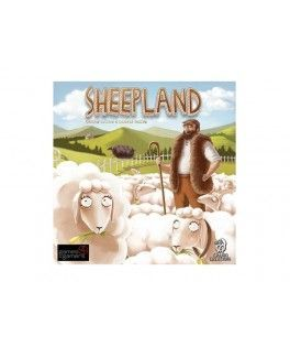 58012 - Juego Sheepland, Games for Gamers