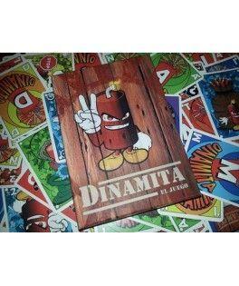 83548 - Juego Dinamita, AmR Games