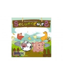 80000 - Juego Secuenzoos, Blauberry