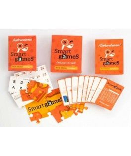 93452 - Juego Smart Games Pack Home Amateur 1, Smart Games