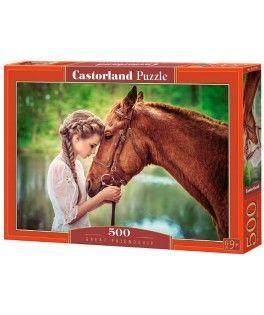 52516 - Puzzle Gran Amistad, 500 piezas, Castorland