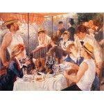568145 - Puzzle El Almuerzo. Pierre-Auguste Renoir. 1000 piezas Piatnik