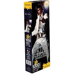 73-002 - puzzle Elvis The king of Rock n Roll, 1000 piezas, Aquarius