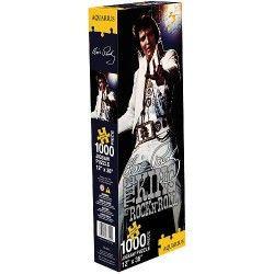73-002 - puzzle Elvis The king of Rock n Roll, 1000 piezas, Aquarius