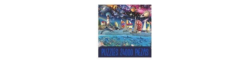 Puzzle 24000 piezas