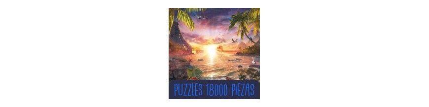 Puzzle 18000 piezas