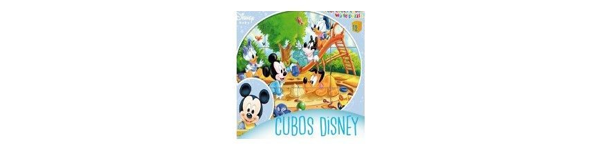 Cubos Disney