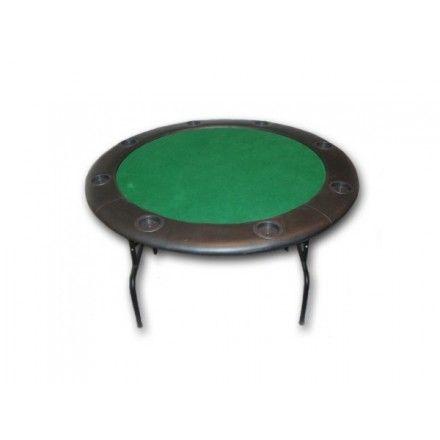 Mesa Poker Verde 8 jugadores