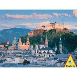 564543 - Puzzle Salzburgo, 1000 piezas, piatnik