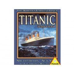 538940 - Puzzle Titanic, 1000 piezas, Piatnik