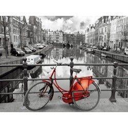 16018 - Puzzle Amsterdam, 3000 piezas, Educa