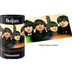 21203 - Puzzle Beatles Eight Days a Week in Dose, 500 piezas, Clementoni