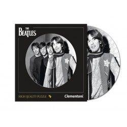 21401 - Puzzle Beatles, Edición Vinilo, 212 piezas, Clementoni