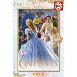 16328 - Puzzle Puzzle Cenicienta, 200 piezas, Educa