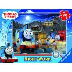 096046 - Puzzle Thomas & Friends, 60 piezas,. Ravensburger