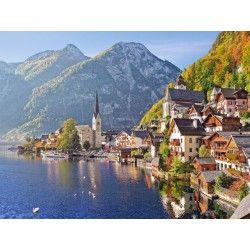 52189 - Puzzle Hallstatt, Austria, 500 piezas, Castorland
