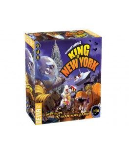 Juego King of New York, Devir