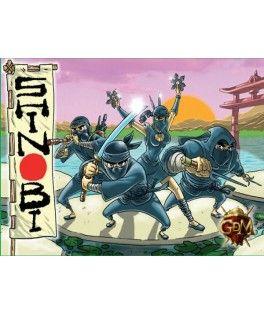 33266 - Juego Shinobi, GdM Games