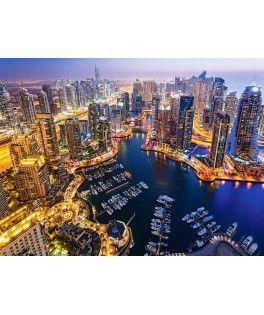 103256 - Puzzle Noche en Dubai, 1000 piezas, Castorland