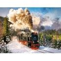 103409 - Puzzle Tren de Vapor, 1000 piezas, Castorland