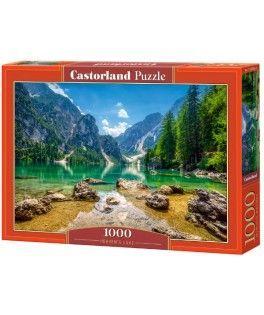 103416 - Puzzle El Lago del Cielo, 1000 oiezas, Castorland