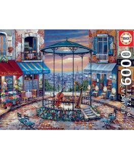 18016 - Puzzle Preludio Nocturno, 6000 piezas, Educa