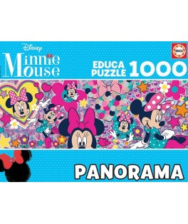 17991 - Puzzle Minnie Mouse, 1000 piezas, Educa