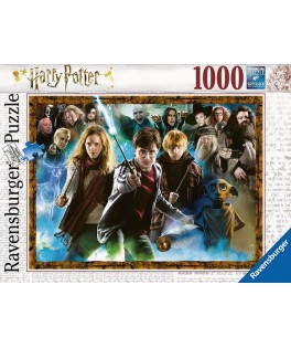 15171 - Puzzle Harry Potter, 1000 piezas, Ravensburger