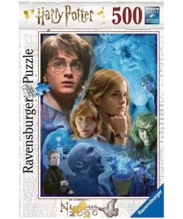 14821 - Puzzle Harry Potter en Hogeards, 500 piezas, Ravensburger