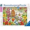 19822 - Puzzle Atmósfera Tropical, 1000 piezas, Ravensburger