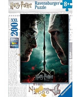 12870 - Puzzle Harry Potter, 200 piezas, Ravensburger