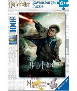 12869 - Puzzle Harry Potter, 100 piezas, Ravensburger