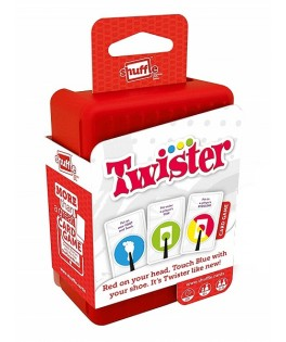 100227044 - Juego De Cartas Twister Shuffle Cartamundi