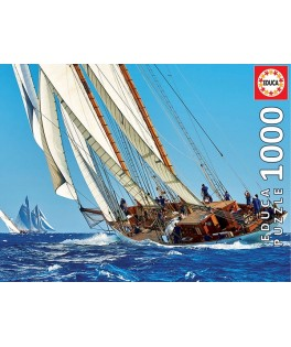 18490 - Puzzle Velero, 1000 piezas, Educa