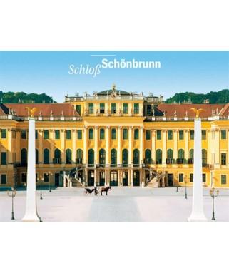 562341- Puzzle Palacio de Schönbrunn, Viena, 1000 Piezas, Piatnik