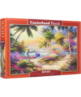 103942 - Puzzle isla de Palma, 1000 piezas, Castorland